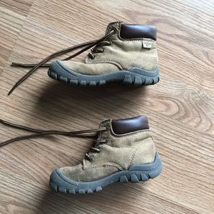 OshKosh B'gosh Shoes - Oshkosh B'GOSH Kids Faux Suede Hiking Boot Shoe